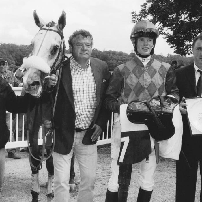 hugo merienne guillaume macaire jockey trainer winner