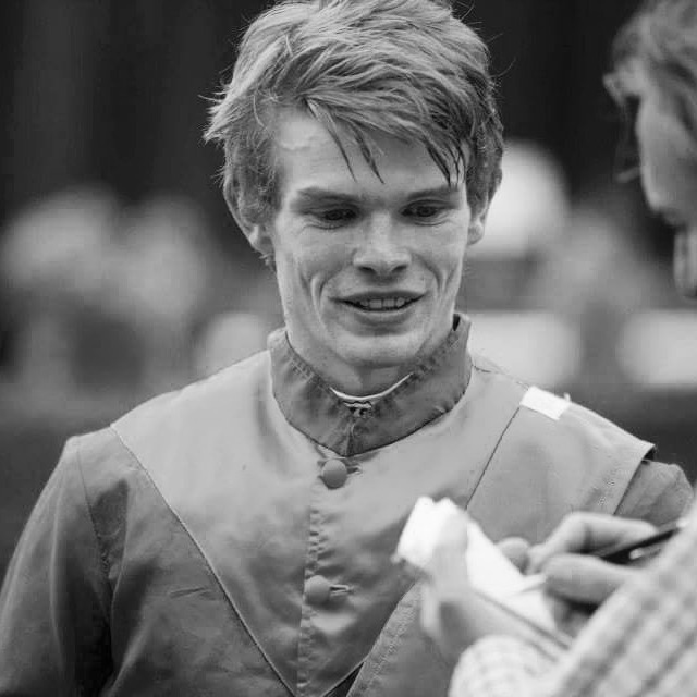 hugo merienne jockey trainer chantilly